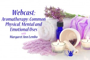 Webcast- Aromatherapy- Common Uses Meme C 3-20-16